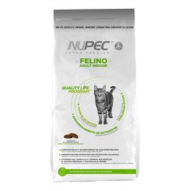 Alimento Nupec Indoor Gato Adulto Mix 3kg