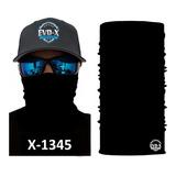 Bandana Evd-x Tipo Buff, Rzr, Ciclismo, Outdoor +100 Modelos