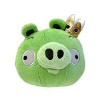 Angry Birds 12 Rey Cerdo Felpa Con Licencia Oficial