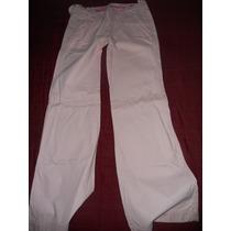 Pantalon Color Rosa Dama