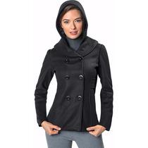 Remate!!!abrigo Dama Mujer Tipo Europeo 145612