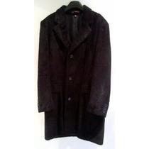 Oferta Hermoso Abrigo Zara Texturizado - Fashionella - Xl