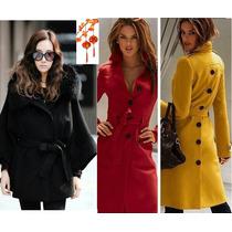 Moda Japonesa Oriental Asiat Abrigo Blazer Frio Hodie S Xl