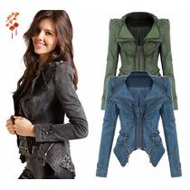 Moda Japonesa Saco Blazer Chaleco Chamarra Jacket Envio Dhl