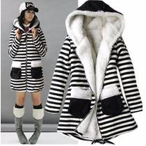 Abrigo Zebra Gabardina Saco Cuello Alto Fitted Gorro Negro
