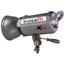 Flash Estudio 300w Interfit Stellar X300 Monolight Nuevo Vv4
