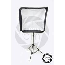 Kit De Iluminación Strobist Con Yn560iii Estudio Fotográfico