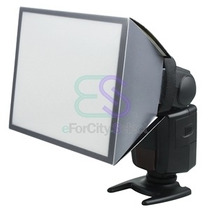 Difusor Para Flash Universal Tipo Soft Box