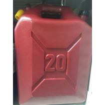 Garrafón Tanque Gasolina 20 Litros Envió Gratis Mexpost