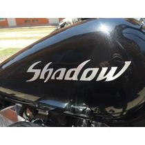 Emblemas Para El Tanque Y Tapas De Honda Shadow Y Kawasaki