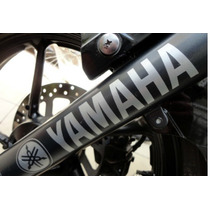 Stickers Horquilla Con Logotipo De Yamaha Para Yamaha Fz 16