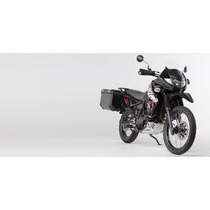 Kit Kawa Klr Todos Años Maletas Laterales Metalicas Moto