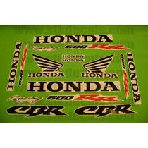 Jgo De Calcomanias Para Moto Honda Cbr 600 Rr