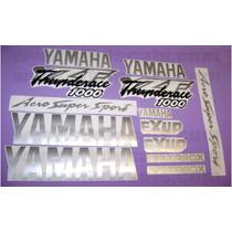 Kit Sticker Calcomanias Para Moto Yamaha Yzf1000r Thunderace