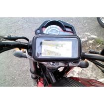 Soporte Para Celular A Manubrio ( Motocicleta O Bicicleta)