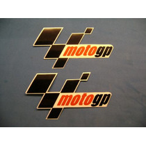 Jgo De 2 Stickers Calcomanias Moto Gp Tuning!!!