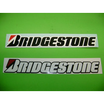 Jgo De 2 Calcomanias Bridgestonetuning!!!