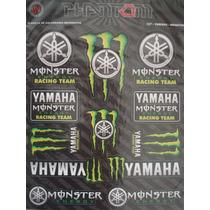 Calca Planilla R1 R6 Cbr Rr Gsxr Zx Monster Rossi Motomaniac