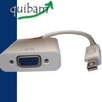 Cable Adaptador De Mini Displayport A Vga, Svga Para Mac