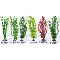 Plantas Para Acuario Artificiales De 50 Cms Omm