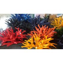 Coral Resina Cuernos De Ciervo 37*18*25