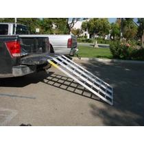 Rampa Escalera Para Subir Motos Desmontable.