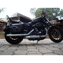 Alforjas Para Harley Davidson Iron 883