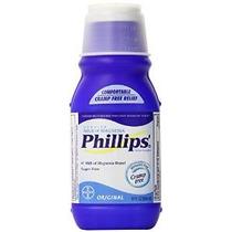 Phillips Leche De Magnesia Original Líquido, Botella De 12 O