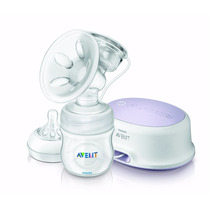 Sacaleche Extractor Electrico Phillips Avent Bebe Alimentar