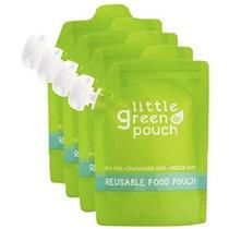 Reutilizable Alimentos Bolsa - Gran 7 Oz Capacidad 4-pack