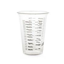 Medline Plástico Duro Graduado Copas - 10 Onzas Por Caja 50