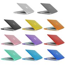 Paq 3 Macbook Pro 13 Carcasa+teclado O Tapon+mica O Palmguar