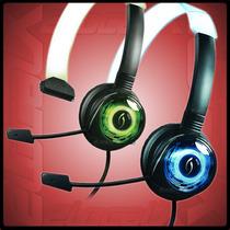 Diadema / Comunicador Para Xbox 360 Afterglow Ax.4 Audifonos