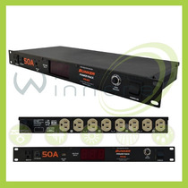 Centro De Carga Bunker Power Rack Pr-50 Electronica Winners