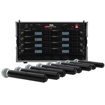 Inalambrico Shure Blx24r/sm58 Transmisor Y Microfono 8 Pzas