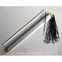 Lamparas Con Riel Aluminio Y Conectores Monitor Ccfl 22 Pul