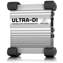 Bateria Phantom Behringer Di100 Ultra-di Direct Box Maa