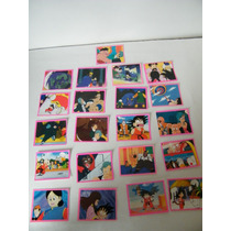 Estampas Albun Dragon Ball 3 1997