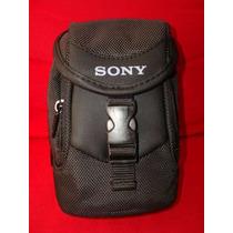 Maletin Camara Sony Lcm-hcg Original