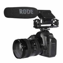 Microfono Shotgun / Escopeta Rode Para Dslr O Videocamara !