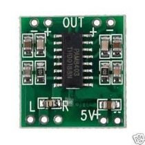 Mini Amplificador Pam8403 Clase D 3w X 2, 5v, Refactronica