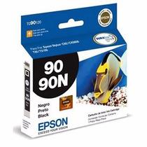 Cartucho Epson 90/90n Negro C92 Cx5600 T090120 Jul 2016