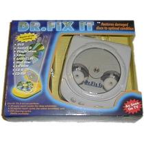 Kit Con Reparador Limpiador Automatico De Cds Y Dvds