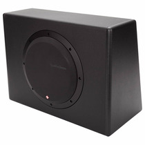 Tb Rockford Fosgate P300-10 Punch Powered Loaded 10-pulgadas