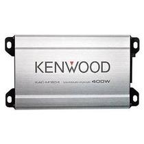 Kenwood Kac-m1804 Compacto Amplificador De 4 Canales