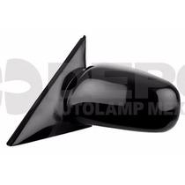 Espejo Chevrolet Malibu 1997 - 2003 Izq Manual Negro