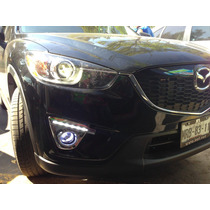 Faros Cn Leds Mazda Cx5 Vea Video