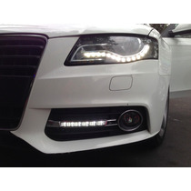 Rines Spoiler Aleron Difusor Asientos Gps Audi A4 2009-2012
