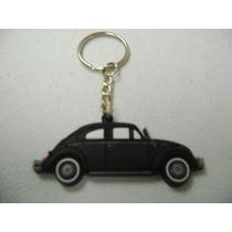 Vw Souvenirs Llavero Goma Sedan