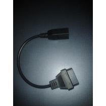 Adaptador Honda 3 Pin Para Escaner Automotriz
